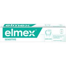 Зубная паста для чувствительных зубов elmex, 75мл (Германия)