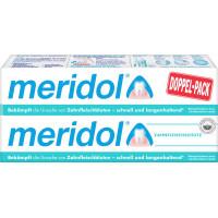 Зубная паста двойная упаковка (2x75мл) meridol, 150 мл (Германия)
