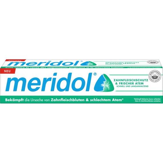 Зубная паста Защита десен + свежее дыхание, 75 мл (Германия) -