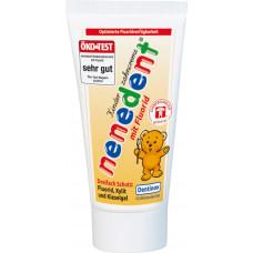 Зубная паста для детей nenedent, 50 мл (Германия)